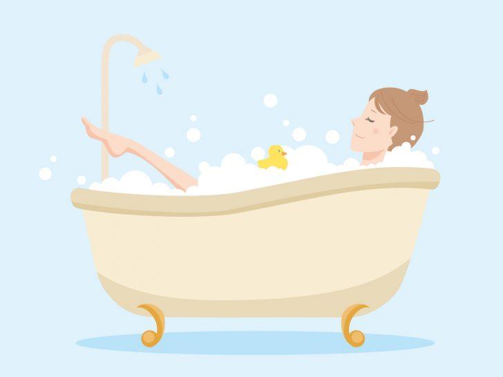 風呂 お 脱毛 後