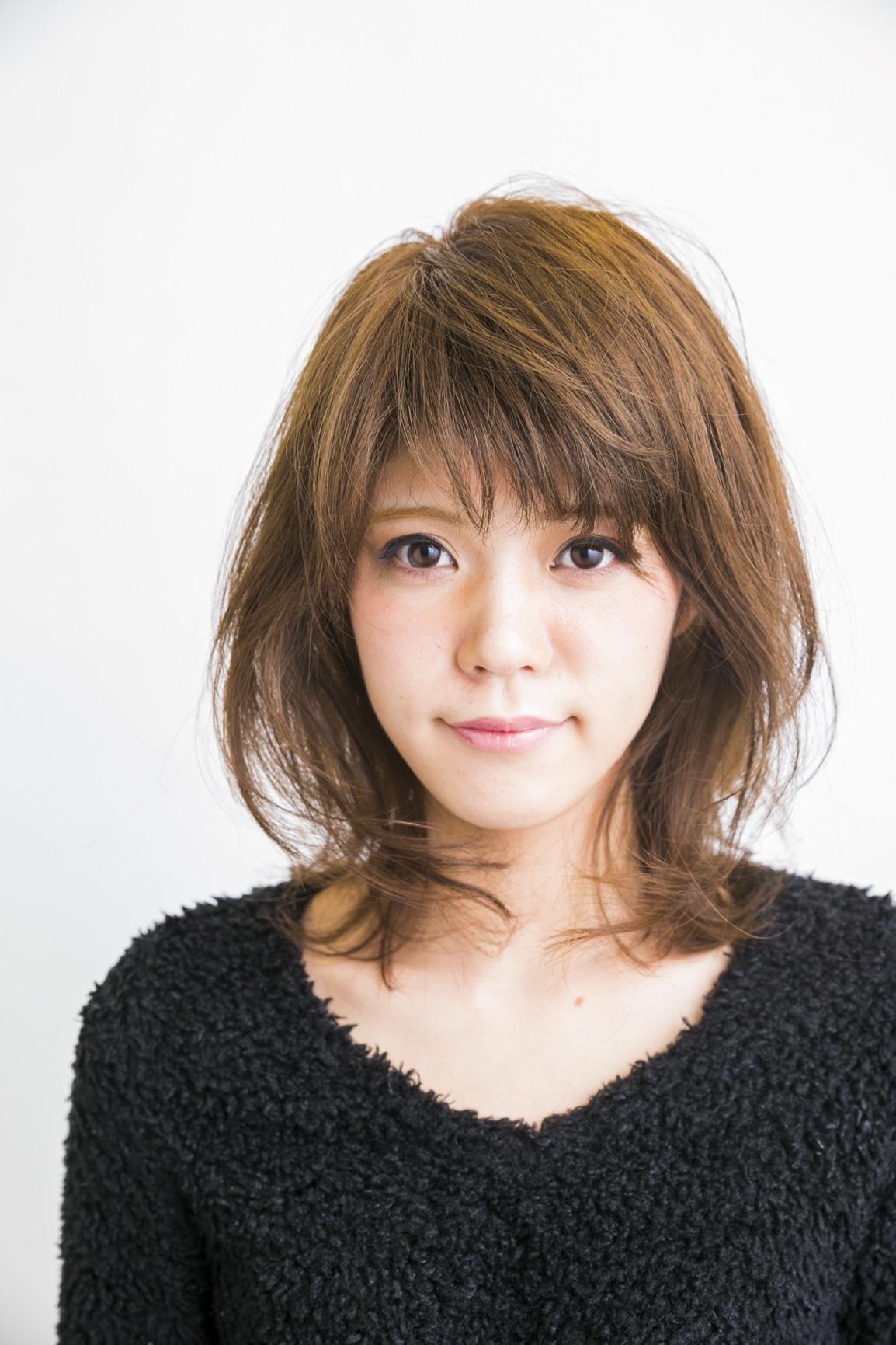 http//pds.exblog.jp/. ミディアムの髪型(