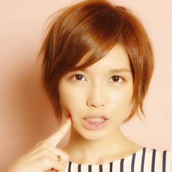 AAA宇野実彩子のキュート&クールな魅力のショートの髪型(ヘアスタイル).  default_f0612dfafc063973aef581125741d3a0