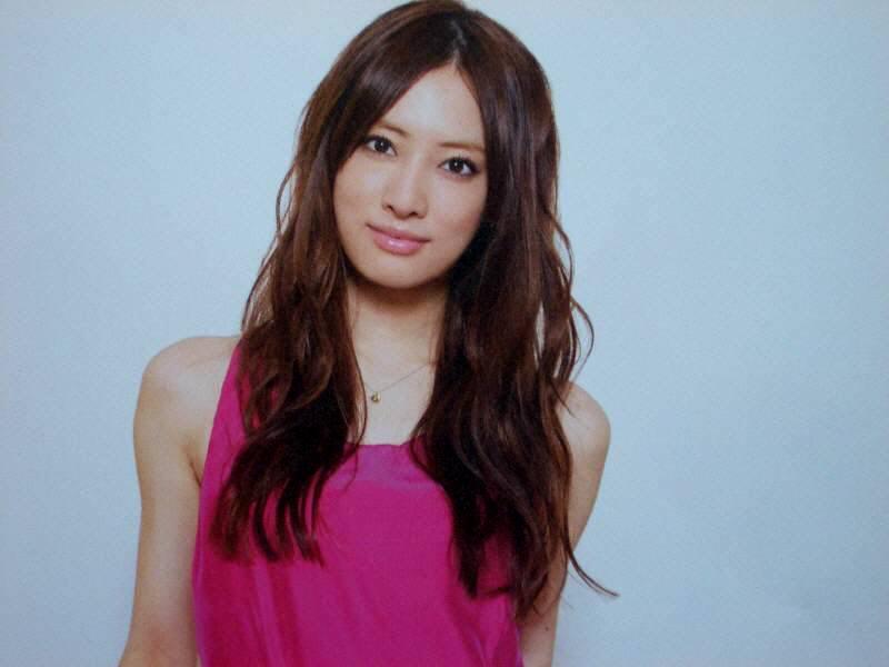北川景子 巻き髪5