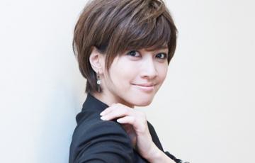 内田有紀のショートヘア