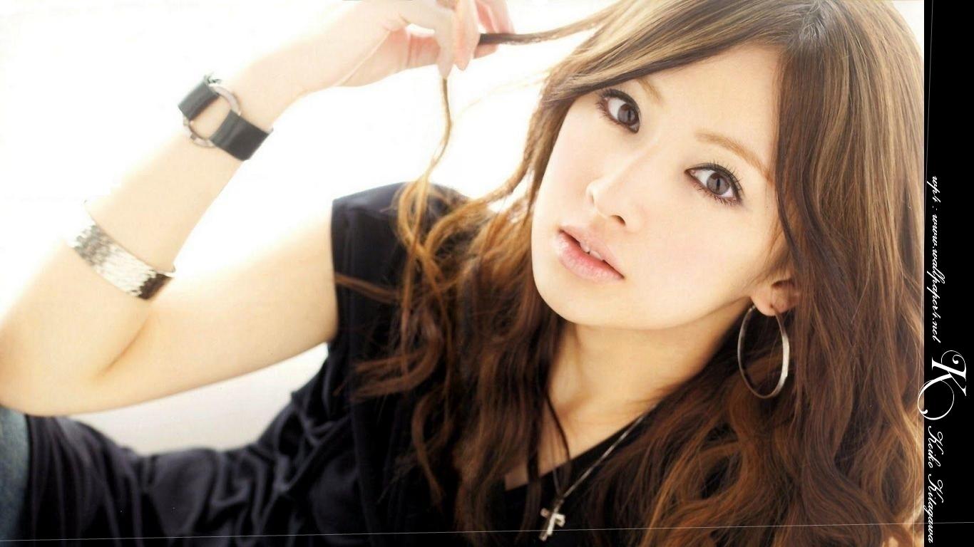北川景子 巻き髪4