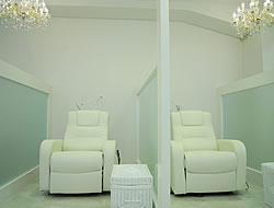 アイラッシュTOKYO Cupid(キュピット)池袋東口店 施術室