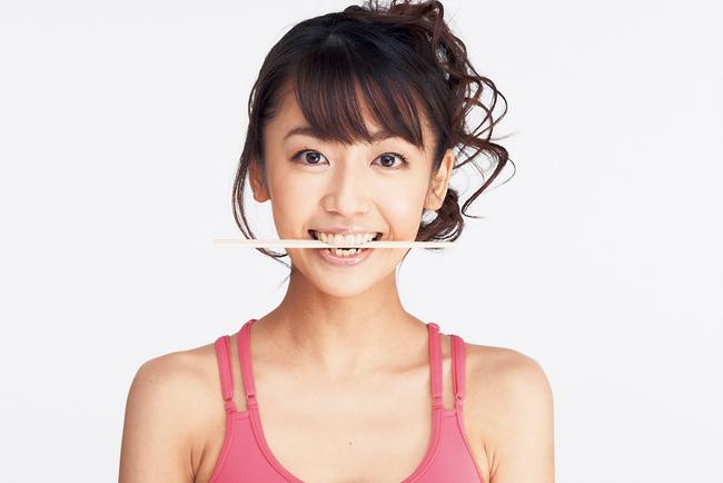 「口角 トレーニング 割り箸」の画像検索結果
