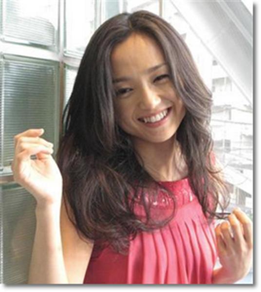 髪型 永作博美髪型パーマ : getbeauty.jp