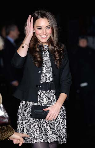 Photo Must Be Credited ©Karwai Tang/Alpha Press 075356 06/12/11 Kate Catherine Katherine Middleton Duchess of Cambridge at A concert hosted by Gary Barlow in support of young people at The Royal Albert Hall in London