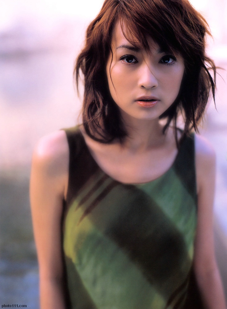 長谷川京子 前髪1