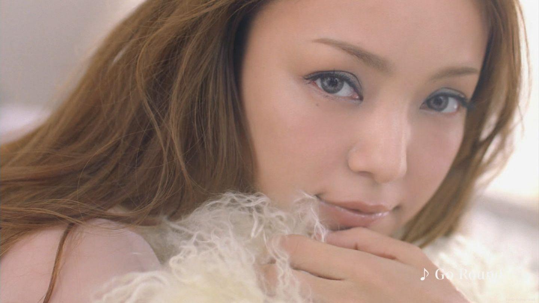安室奈美恵顔